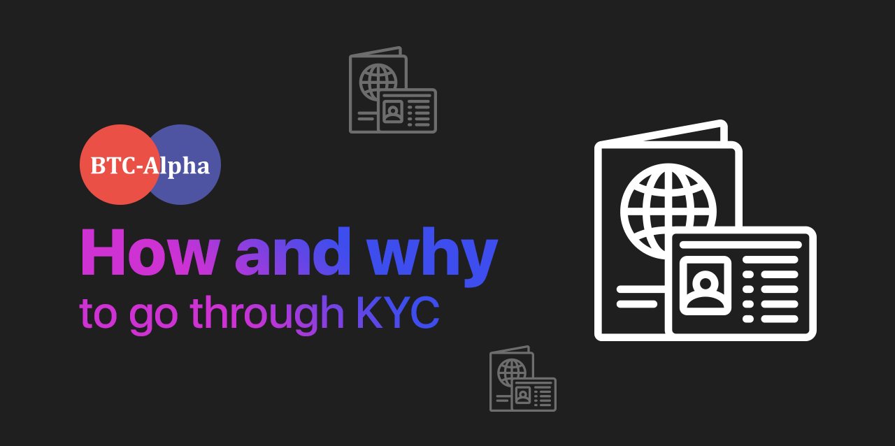How and why to go through KYC procedure