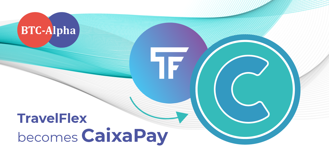 TravelFlex (TRF) becomes CaixaPay (CXP)