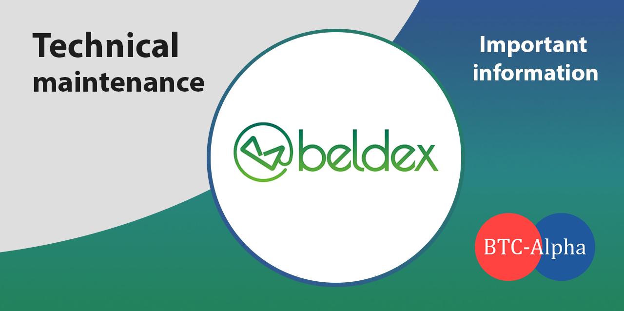 Technical maintenance in Beldex network