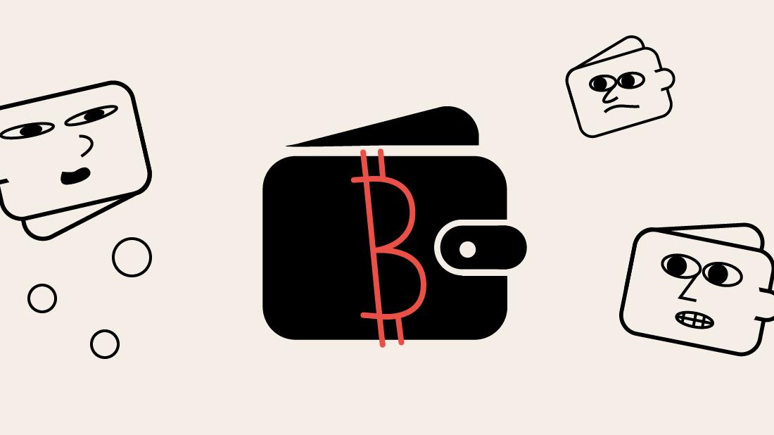 Какими бывают криптовалютные кошельки