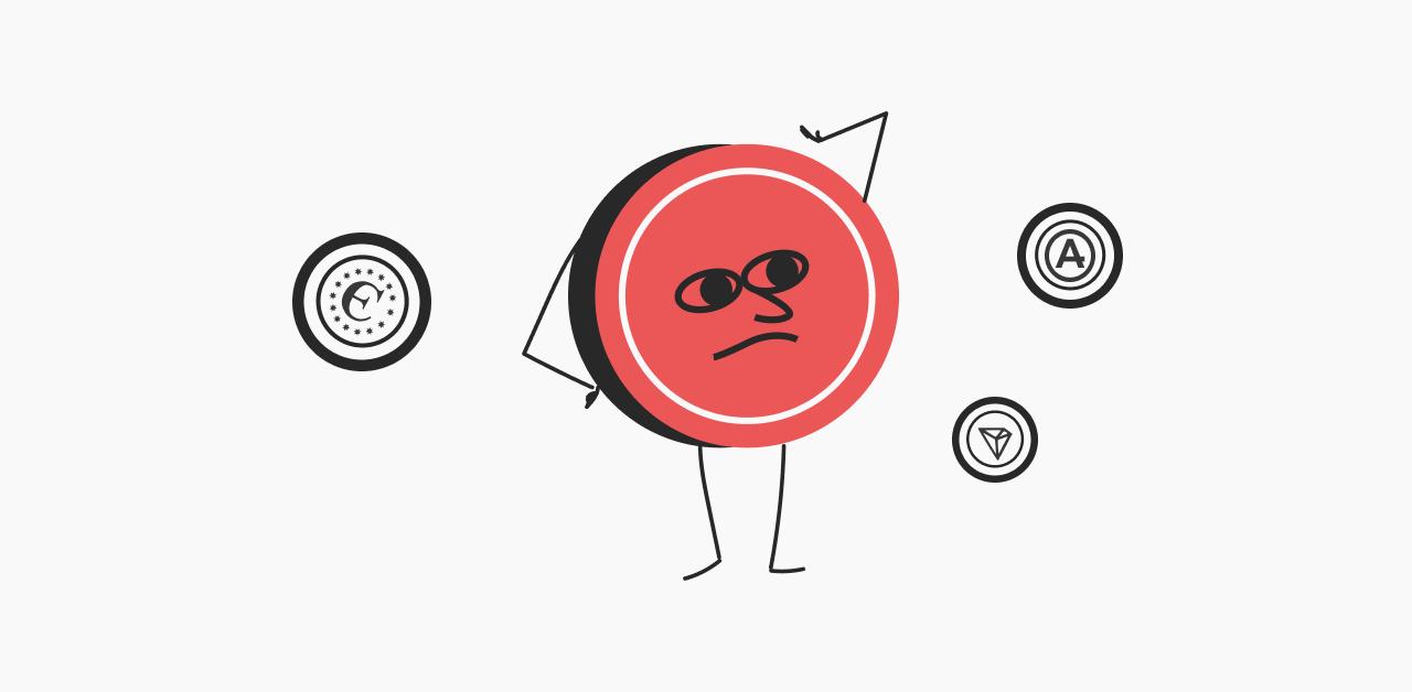 Как обменять криптовалюту и не стать жертвой мошенников