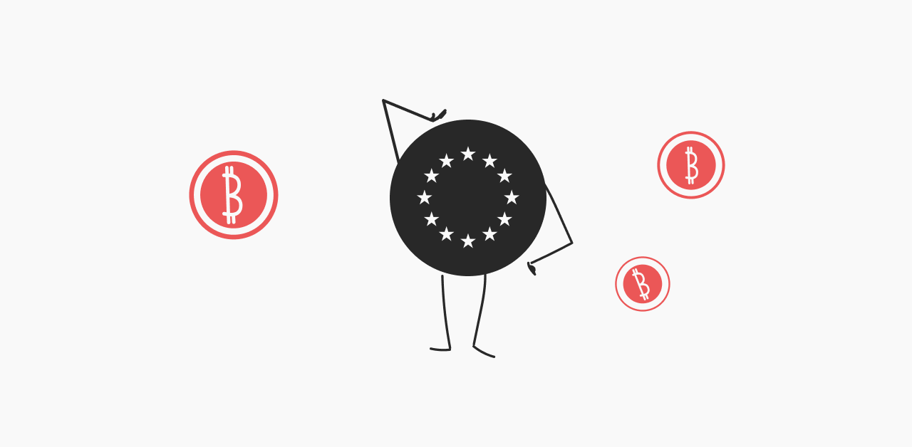 Как в Европе регулируют рынок криптовалюты
