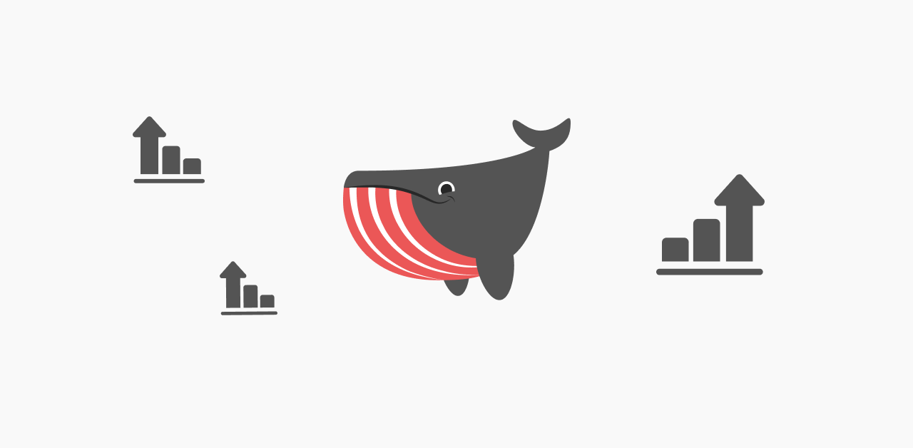 Количество «китов» выросло на фоне ралли Биткоина