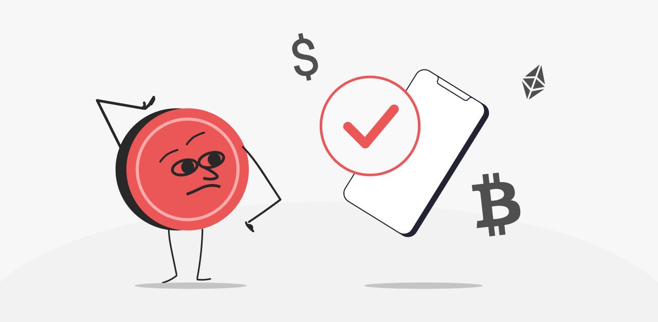 Как пополнить счет в мобильном приложении BTC-Alpha